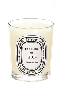 Diptyque / BOUGIE JOHN GALLIANO