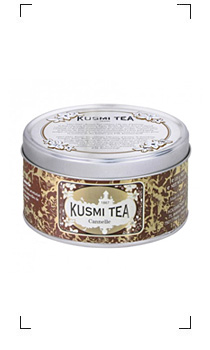Kusmi Tea / CANNELLE  BOITE METAL