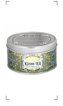 Kusmi Tea / GRAND YUNNAN N21 BOITE METAL