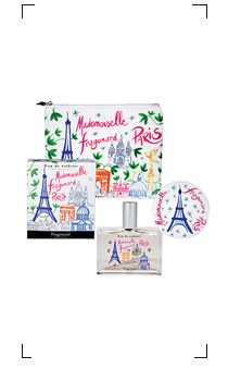 Fragonard / MADEMOISELLE FRAGONARD PARIS TROUSSE