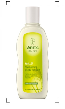 Weleda / SHAMPOOING USAGE FREQUENT AU MILLET