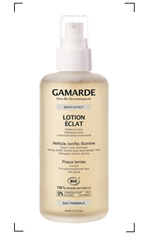GamARde / WHITE EFFECT LOTION ECLAT