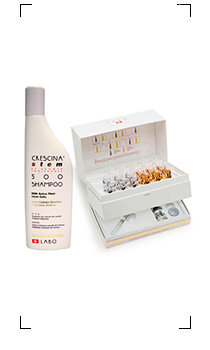Labo Cosprophar Suisse / CRESCINA SHAMPOO AND TREATMENT STARTER KIT 200