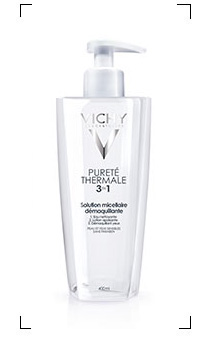 Vichy / PURETE THERMALE SOLUTION MICELLAIRE DEMAQUILLANTE 3EN1