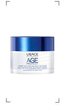 Uriage / AGE PROTECT CREME NUIT PEELING MULTI-ACTIONS