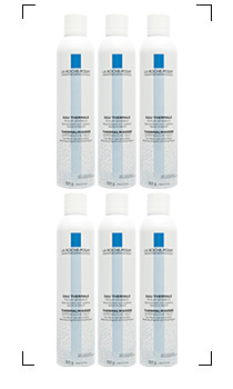 La Roche Posay / THERMAL WATER 300ML 6 PIECES