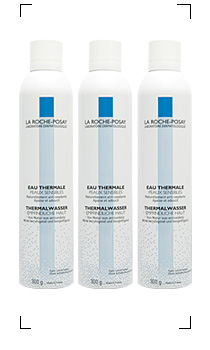 La Roche Posay / THERMAL WATER 300ML 3 PIECES