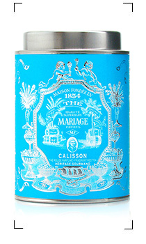 Mariage Freres / HERITAGE GOURMENT THE ROUGE CALISSON