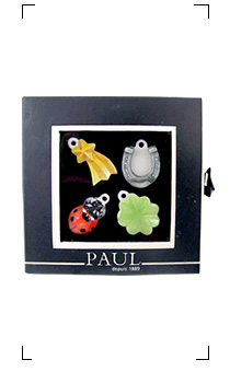 Paul / LE COFFRET DE FEVE 2015