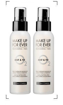 Make Up For Ever / MIST & FIX
