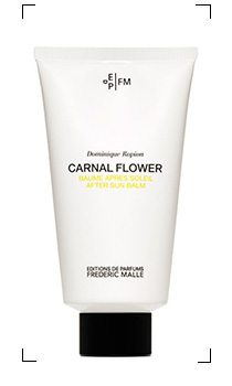 Frederic Malle / BAUME APRES SOLEIL CARNAL FLOWER