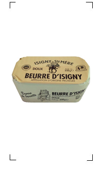 Isigny Ste Mere / BEURRE D'ISIGNY DOUX