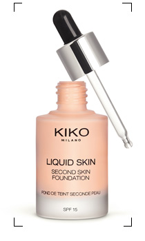 Kiko / LIQUID SKIN SECOND SKIN FOUNDATION