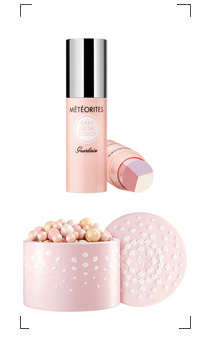 Guerlain / METEORITES BABY GLOW TOUCH ET METEORITES BIRTHDAY CANDLE PEARLS
