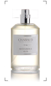 Chabaud / MYSTERIOUS OUD EDP