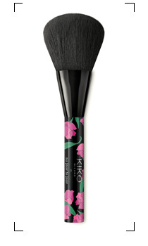 Kiko / INTO THE DARK BLACK FACE BRUSH
