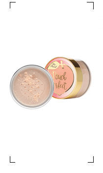Too Faced / PEACH PERFECT LOOSE POWDER POUDRE LIBRE