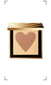 Burberry / FACE HEART PALETTE IN GOLD