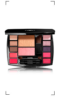 Chanel / TRAVEL MAKEUP PALETTE HARMONIE DE CAMELIAS