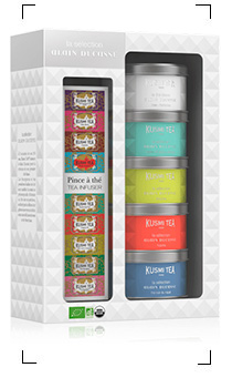 Kusmi Tea / LA SELECTION ALAIN DUCASSE